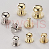 CNC- Button Stud Screw back